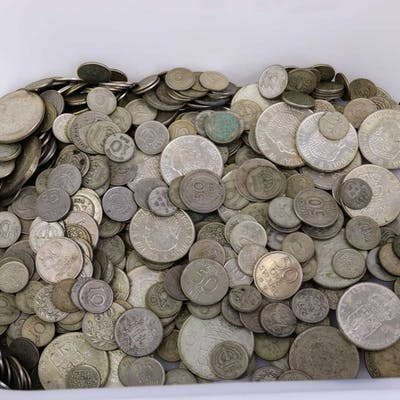 PARTI svenska mynt