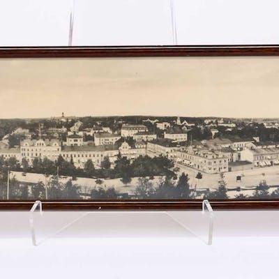 FOTOGRAFI Söderhamn 1918