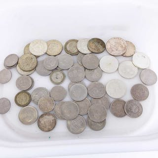 PARTI svenska mynt bl.a
