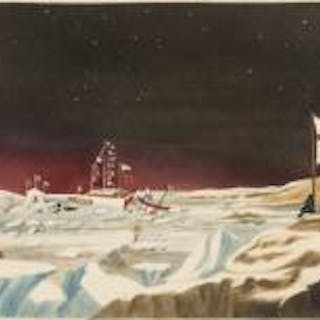 Polar.- Ross (Sir John) Narrative of a Second Voyage in Search of