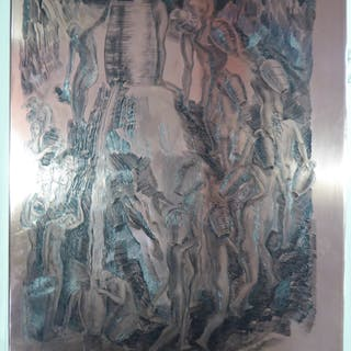 """Albert DECARIS (French 1901-1988) and Emile HENRIOT - """"Mythologies"""" book"""