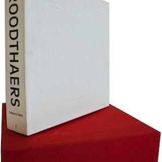"""Marcel Broodthaers: Tinaia 9 Box"" by Marcel Broodthaers, 1994"
