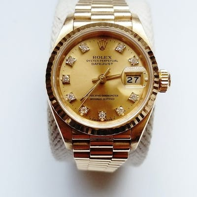 Rolex Lady - Oyster Perpetual datejust -1991
