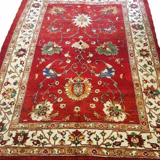 HERIZ DESIGN PERSIAN RUG