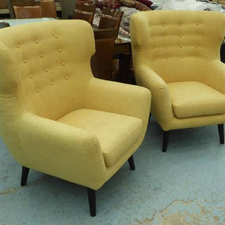 WINGBACK ARMCHAIRS