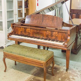 BABY GRAND PIANO BY CHALLEN