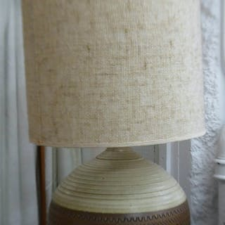 WITHDRAWN - TABLE LAMP
