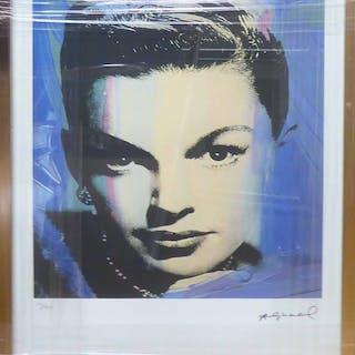 ANDY WARHOL 'Judy Garland'