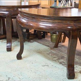 DEMI LUNE TABLES