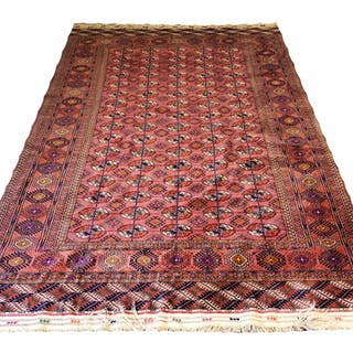 TURKMAN BOKARA CARPET
