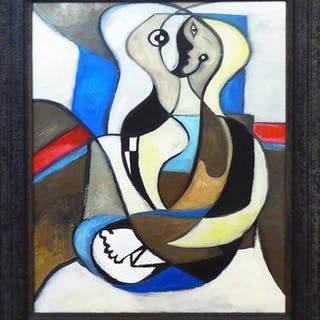 MAXIMILLIAN HEMBROW 'Homage to Picasso'