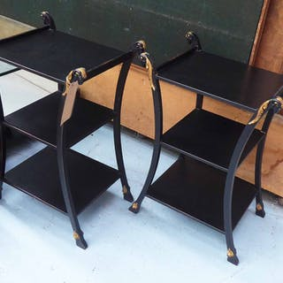 WILLIAM YEOWARD SIDE TABLES