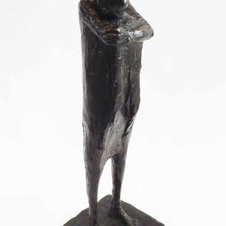 ARABELLA BROOKE CAS (Contemporary sculptor)