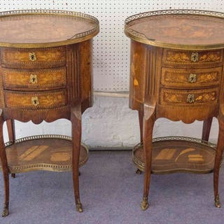 PETITE COMMODES
