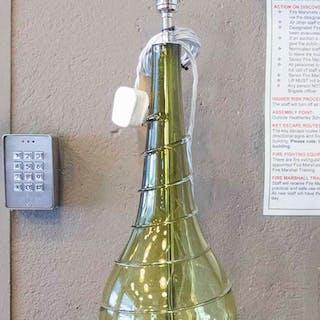 WILLIAM YEOWARD NINEVAGH TABLE LAMP