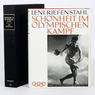 Schönheit im Olympischen Kampf [Beauty in the Olympic Games] - RIEFENSTAHL