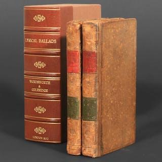 Lyrical Ballads - Wordsworth, William; Coleridge, Samuel Taylor.