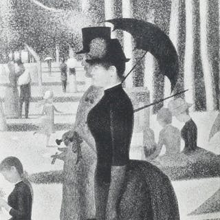 Seurat et son oeuvre [Seurat and his work] - SEURAT, GEORGES; DE HAUKE, C.M.