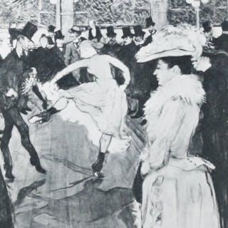 Toulouse-Lautrec et son oeuvre [Toulouse-Lautrec and his work] - TOULOUSE-LAUTRE