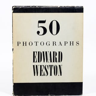 50 Photographs - WESTON, EDWARD.