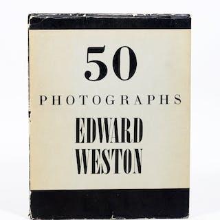 50 Photographs - WESTON, EDWARD.