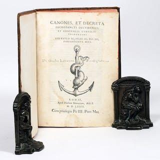 Canones, et Decreta Sacrosancti Oecumenici, et Generalis Concilii