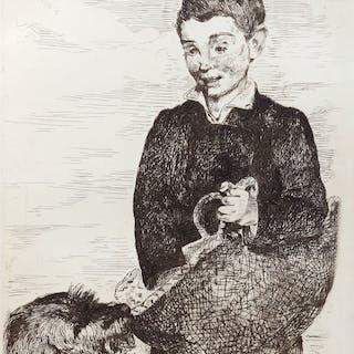 Histoire d'Édouard Manet et de Son Oeuvre - MANET, ÉDOUARD. DURET, THEODORE.