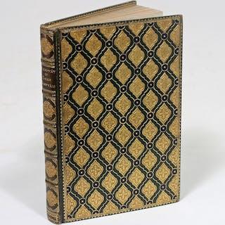 Rubaiyat of Omar Khayyam - [FINE BINDING]. KHAYYAM, OMAR. FITZGERALD, EDWARD.