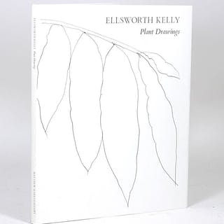 Plant Drawings - Kelly, Ellsworth.