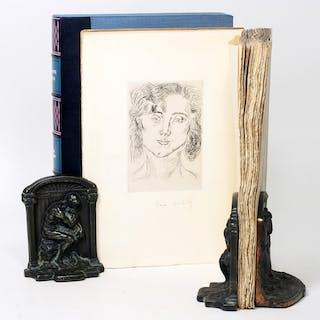 Cinquante Dessins par Henri Matisse - MATISSE, HENRI; WEBER, MAX.