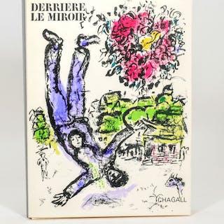 Derrière le Miroir no. 147. Chagall: Dessins et lavis - CHAGALL, MARC.