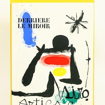 Derriére le Miroir 139/140. Céramiques Monumentales de Miró et Artigas