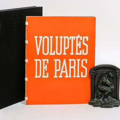 Voluptés de Paris [Pleasures of Paris] - BRASSAÏ.