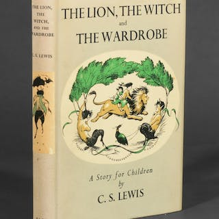The Lion, the Witch and the Wardrobe - Lewis, C.s.