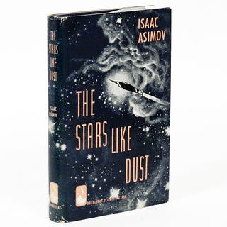 The Stars, Like Dust - ASIMOV, ISAAC.