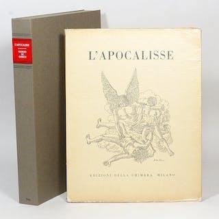 L'Apocalisse [The Apocalypse] - DE CHIRICO, GIORGIO.