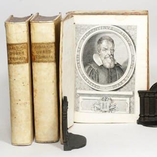 Opere di Galileo Galilei Nobile Fiorentino - GALILEI, GALILEO.