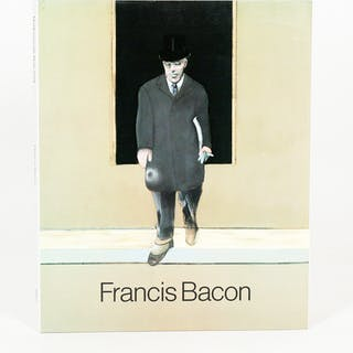 Francis Bacon: Paintings of the Eighties - BACON, FRANCIS.