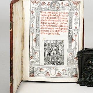 Danorum Regum heroumque Historiae [HAMLET SOURCE] - [SHAKESPEARE