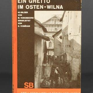 Ein Ghetto im Osten - Wilna [A Ghetto in the East] - Avorobeichic