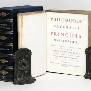Philosophiae Naturalis Principia Mathematica - NEWTON, ISAAC.
