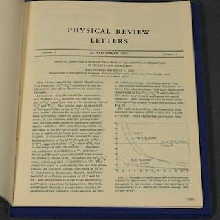 A Model of Leptons - Weinberg, Steven.