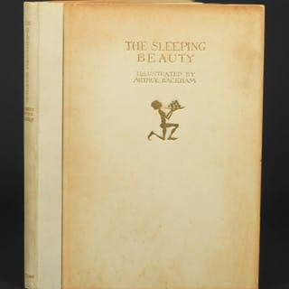 The Sleeping Beauty - Rackham, Arthur; Evans, C.s.