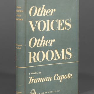 Other Voices, Other Rooms - Capote, Truman.