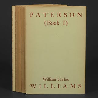 Paterson: Books I-V - Williams, William Carlos.