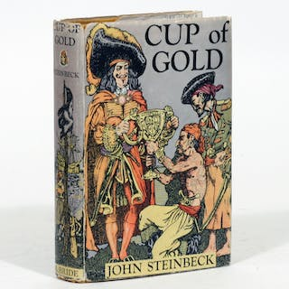 Cup of Gold - Steinbeck, John.