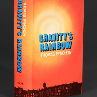 Gravity's Rainbow - Pynchon, Thomas.
