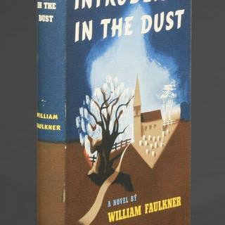 Intruder in the Dust - Faulkner, William.