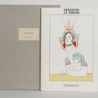 Derriere le Miroir. Saul Steinberg. Special Number 224 - Steinberg, Saul.