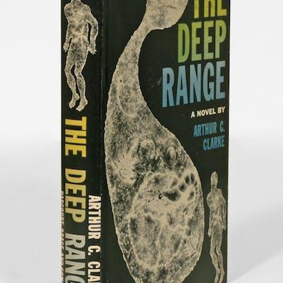 The Deep Range - Clarke, Arthur C.
